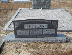 Agnes <i>Tart</i> Duncan