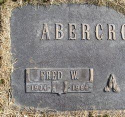 Fred Wayland Abercrombie