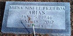 Mirna Ninett <i>Figueroa</i> Arias