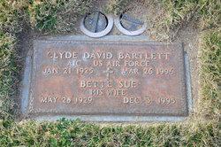 Clyde David Bartlett