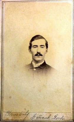 Sgt Maj George F. Lord
