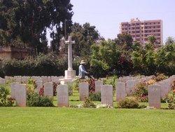 Beirut War Cemetery