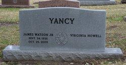 Virginia <i>Howell</i> Yancy