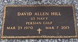 David Allen Hill
