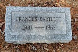 Frances Mary <i>Kelleher</i> Bartlett
