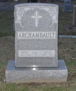 Eliza Archambault