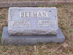 Mary Ann <i>Clark</i> Beeman