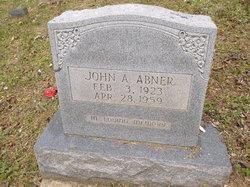 John A Abner