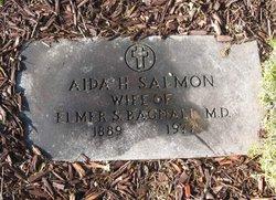Aida H <i>Salmon</i> Bagnall