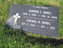 Vernon E. Adrig