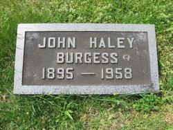 John Haley Burgess