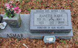 Jeanette Marie Asmar