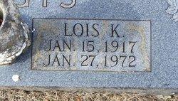 Lois K. <i>Apple</i> Fargis
