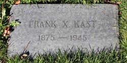Francis X Kast