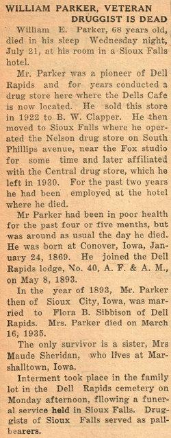William E. Parker