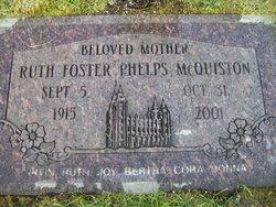 Ruth Foster <i>Phelps</i> McQuiston