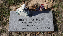 Billie Ray Huff