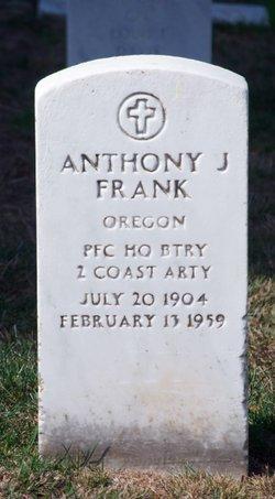 Anthony J Frank