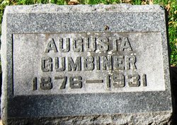 Augusta Gussy <i>Woolner</i> Gumbiner