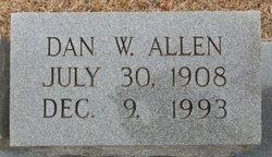 Dan Washington Allen