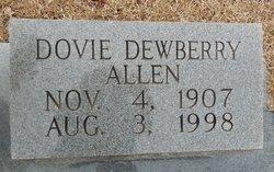 Dovie Lee <i>Dewberry</i> Allen