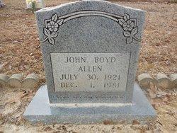 John Boyd Allen
