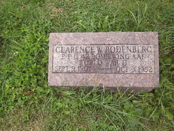 Clarence Rodenberg