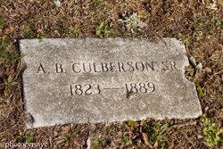 LTC Augustus B. Culberson, Sr