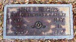 Nina E. <i>Hughes</i> Aughtry