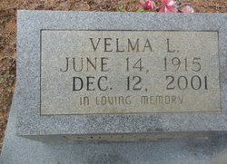 Velma L <i>Makamson</i> Allen