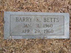 Barry K Betts