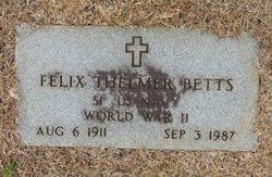 Felix Thelmer Soap Betts