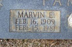 Marvin Ernest Fargis