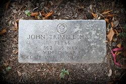 John Trimble Hale, Sr