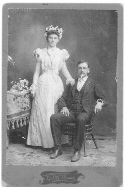 Florence Virginia <i>Dabbs</i> Blackwell