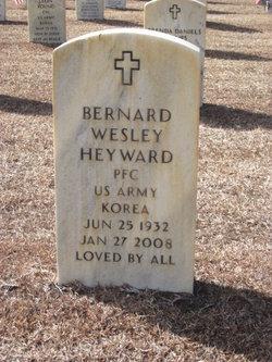 Bernard Wesley Heyward