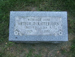 Arthur D. Katterjohn