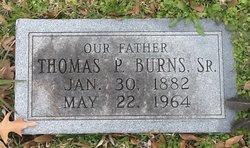 Thomas Patrick Burns
