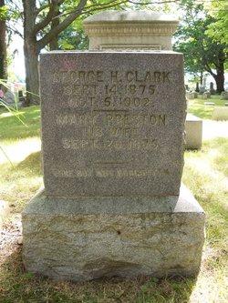George H Clark