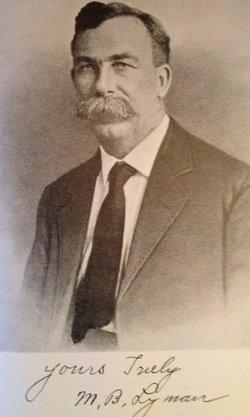Morris Benson Lyman