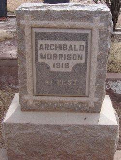 Archibald Morrison
