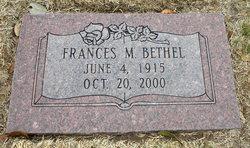 Frances Mignon <i>Whyte</i> Bethel