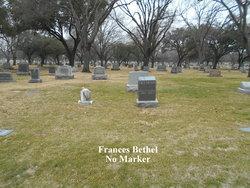 Frances Fannie <i>McKinney</i> Bethel