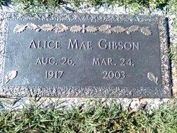 Alice Mae Bull
