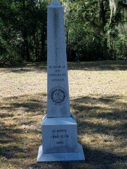 Newnansville Cemetery