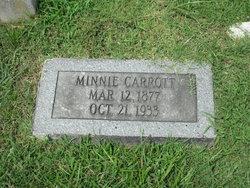 Minnie Garrott