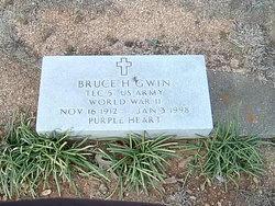 Bruce H Gwin