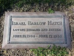 Israel Barlow Hatch