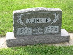 Wesley W. Alinder