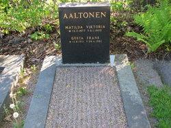 G�sta Frans Aaltonen